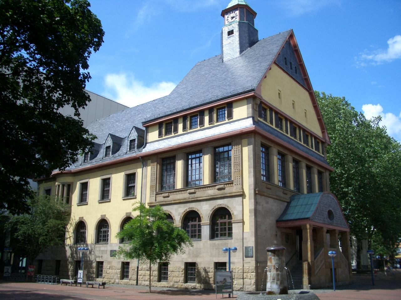 Rathaus Frechen